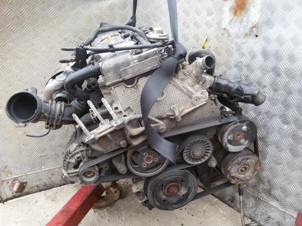 Engine Opel  Vectra, B 1995.09 - 2000.09