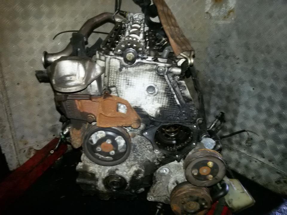 Engine y22dtr  Opel VECTRA 2006 1.9