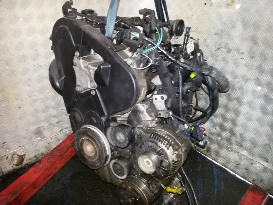 Двигатель rhy   Citroen XSARA PICASSO 2003 1.8