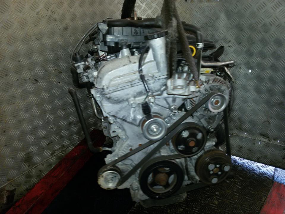 Variklis ZJ    Mazda 2 2003 1.4