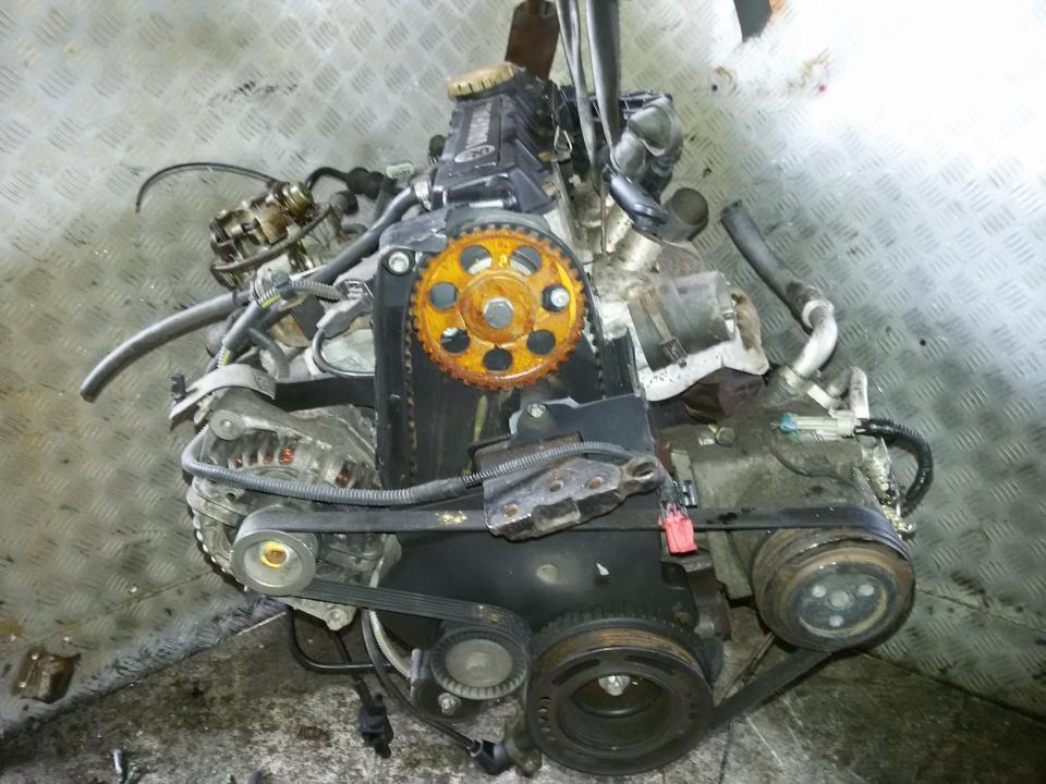 Variklis X16SZ  Opel ASTRA 1994 1.7