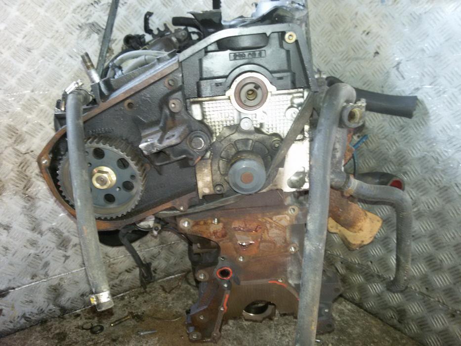 Engine 182B9000  Fiat DOBLO 2007 1.3