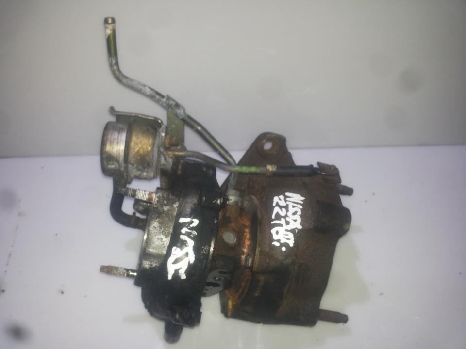 Turbina 144114u100  Nissan ALMERA 1997 2.0