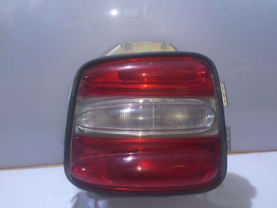 Fiat  Brava Galinis Zibintas G.K.