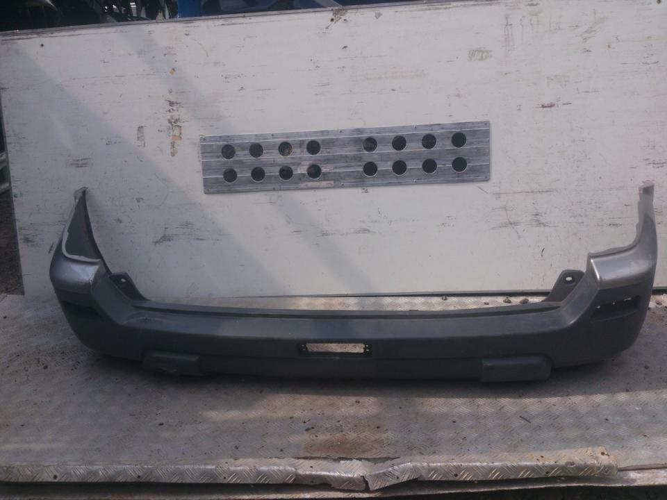 Bamperis G. NENUSTATYTA  Nissan X-TRAIL 2006 2.2