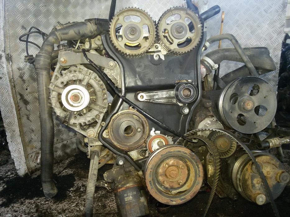 Engine X20XEV  Opel OMEGA 1994 2.5