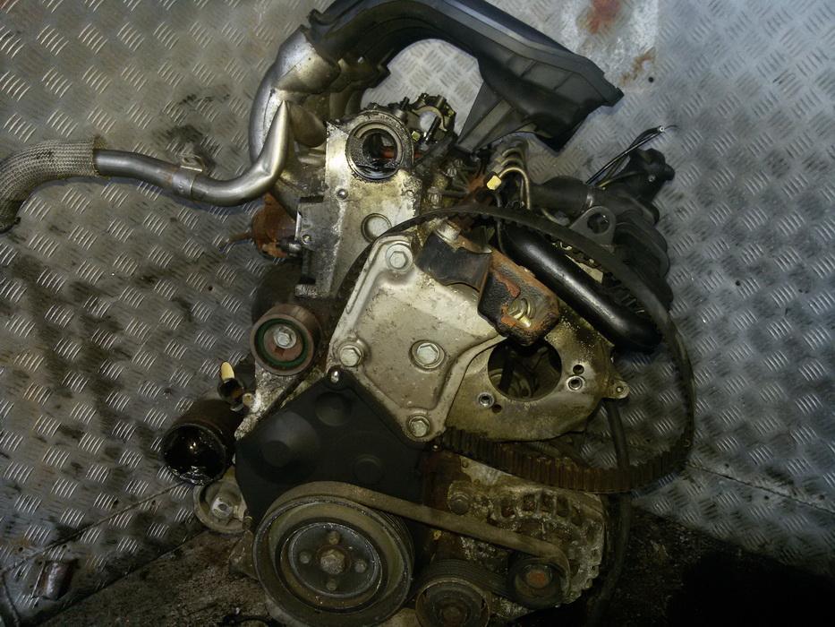 Variklis NENUSTATYTA  Peugeot PARTNER 2003 2.0