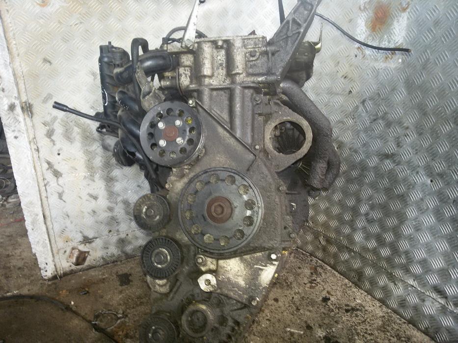 Engine 166940  Mercedes-Benz A-CLASS 1998 1.7