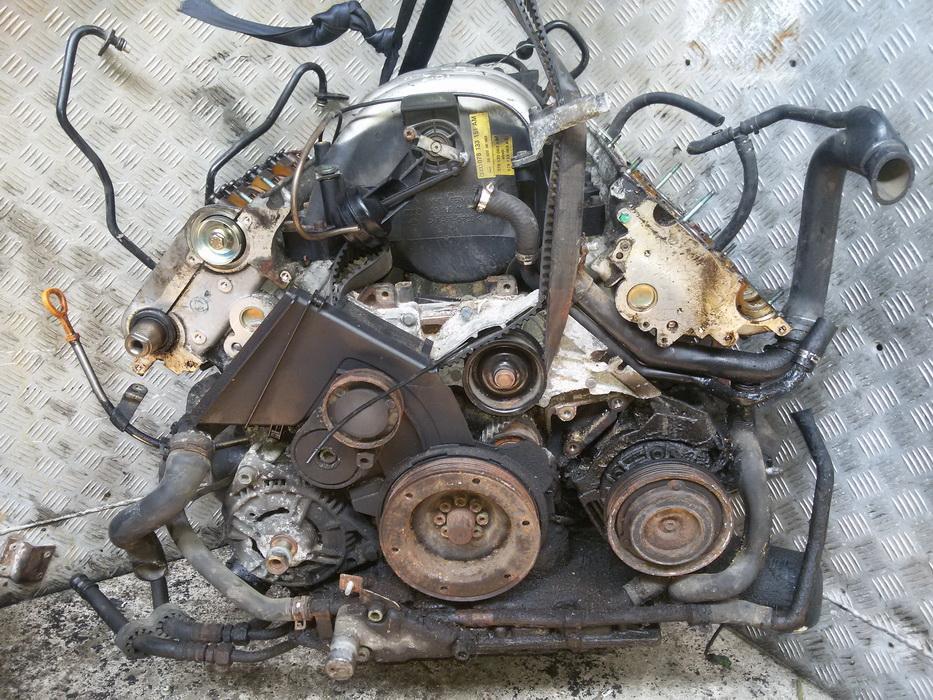 Двигатель ACK   Audi A6 2008 2.0