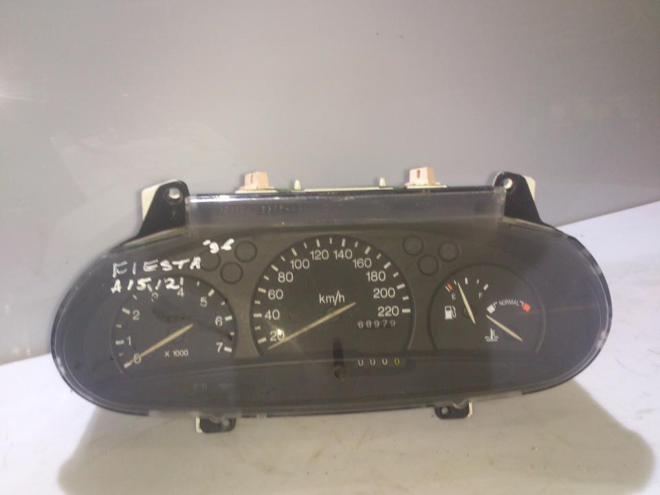 Spidometras - prietaisu skydelis 96fb10848ba  Ford FIESTA 2009 1.3