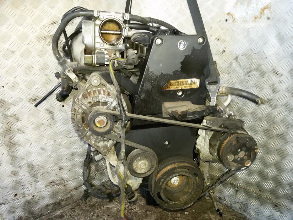 Engine Z16SE  Opel MERIVA 2005 1.7