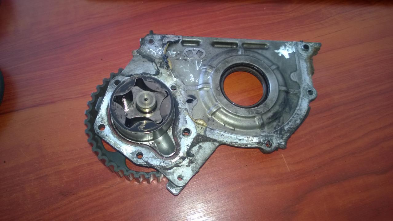 Tepalo siurblio dantratis (skyvas - skriemulys) Opel Astra 2001    1.7