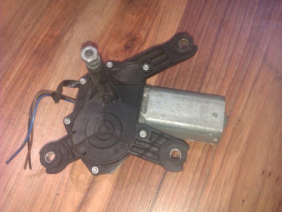Rear wiper motor (Rear Screen Wiper Engine) 009185821  Opel VECTRA 2006 1.9