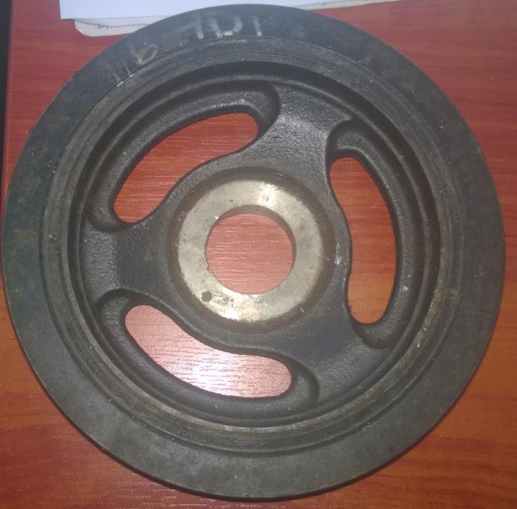 Alkuninio veleno dantratis (skyvas - skriemulys) 9654961080 7 353 B 0470 Peugeot 307 2002 2.0
