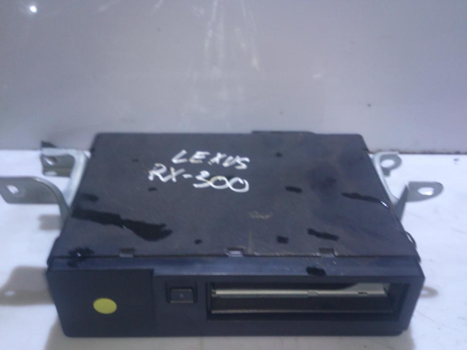 CD keitiklis 8627048040 86270-48040 Lexus RX - CLASS 2004 3.0