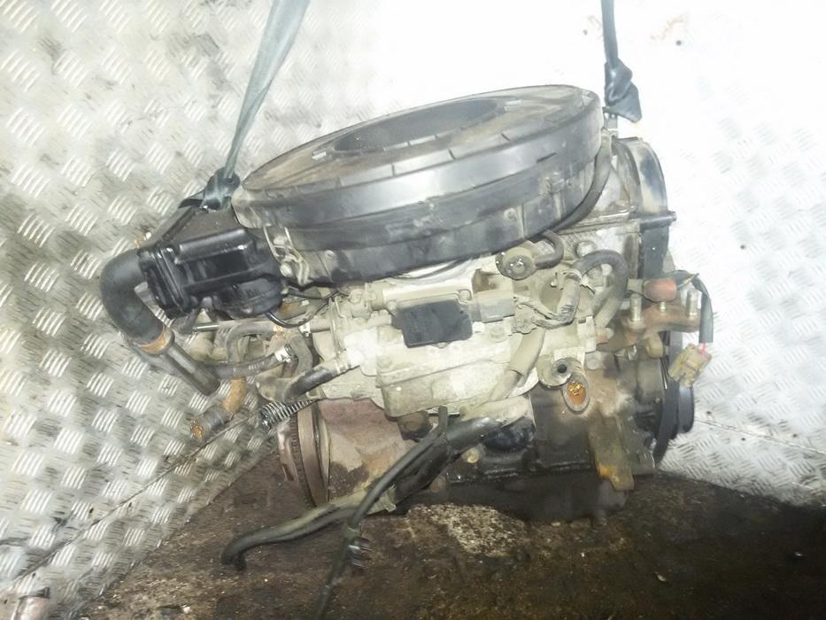 b6 Engine Mazda 323 1992 1 6L 117EUR EIS00057213   Used