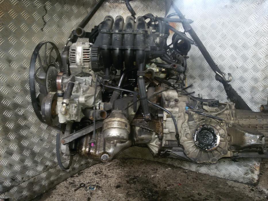 Adr Engine Audi A4 1998 1 8l 190eur Eis00057283 Used Parts Shop