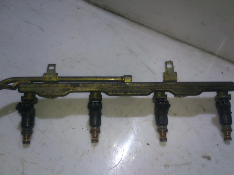 Fuel injector rail (injectors)(Fuel distributor) rk25  Honda ACCORD 1996 1.8