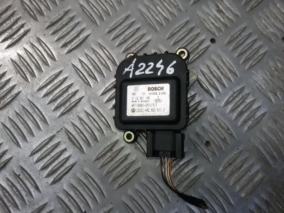 Peciuko sklendes varikliukas 0132801136 mf116880-0510 Audi A6 1998 2.5
