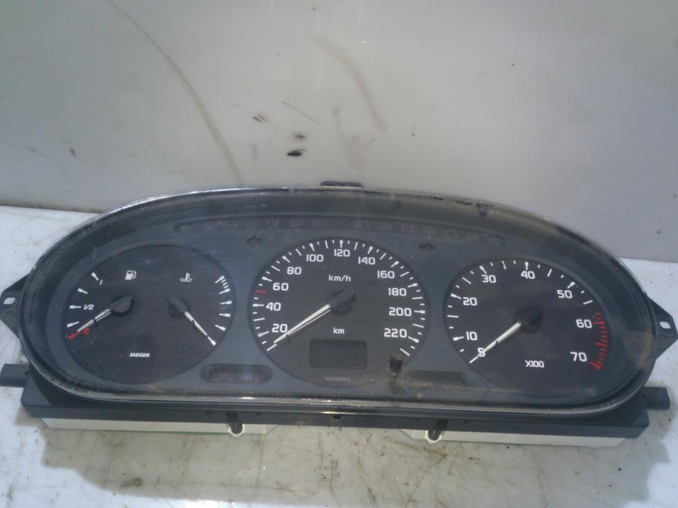 Spidometras - prietaisu skydelis 09046312020  Renault SCENIC 2004 1.5