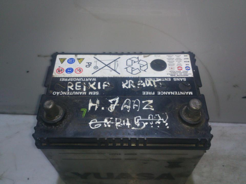 Car battery - Accumulator Honda Jazz 2002    1.4