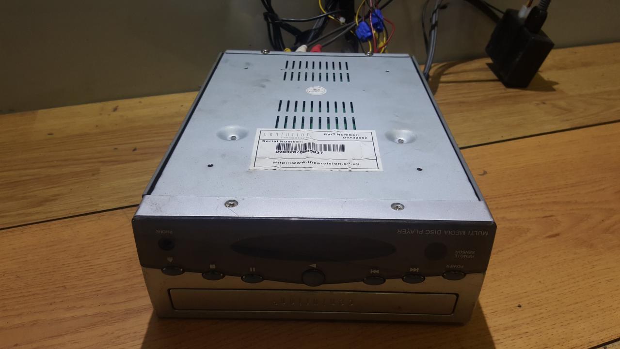 CD keitiklis dva320s2 DVD SYSTEM Kia SEDONA 2008 2.9
