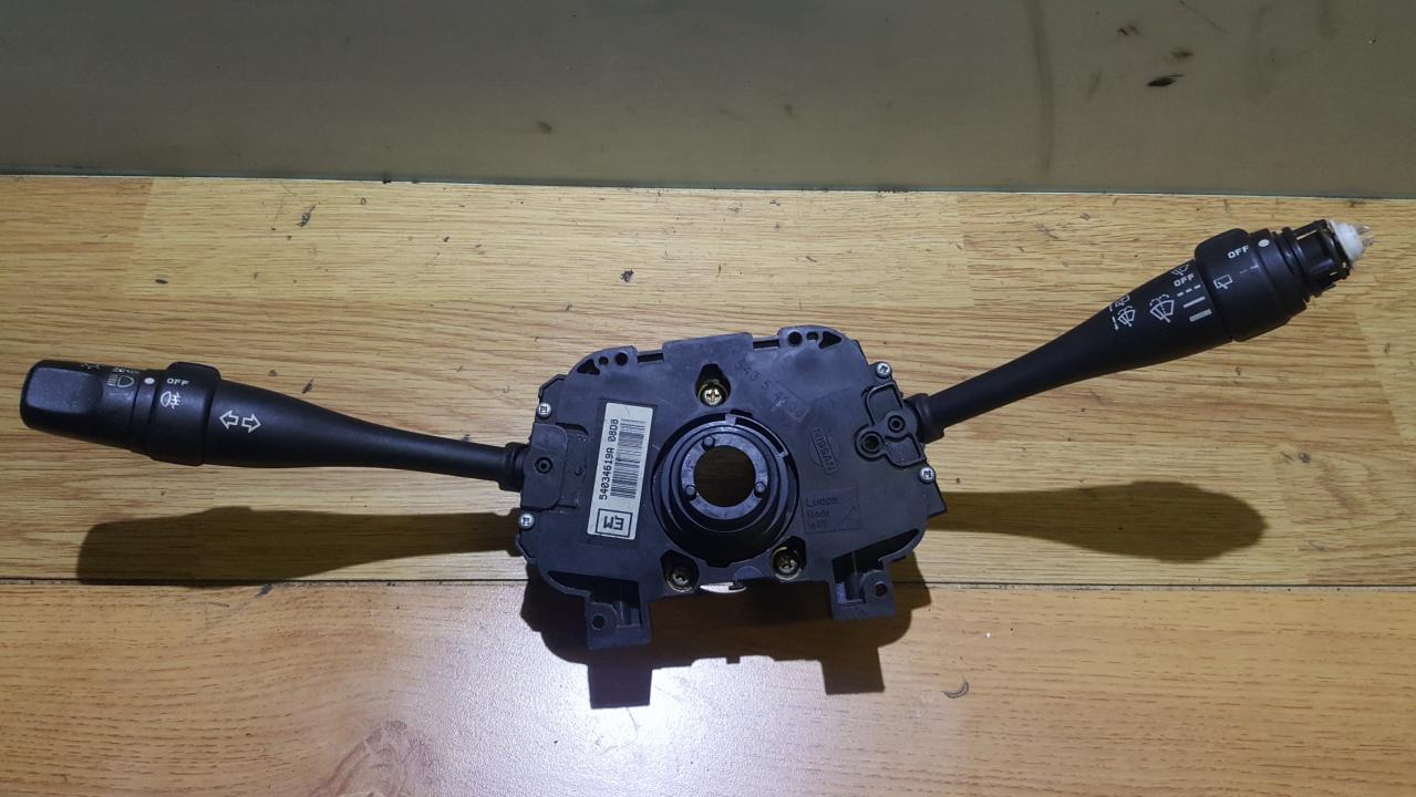 Переключатель подрулевой в сборе 54034619a  Nissan PRIMERA 2003 1.8