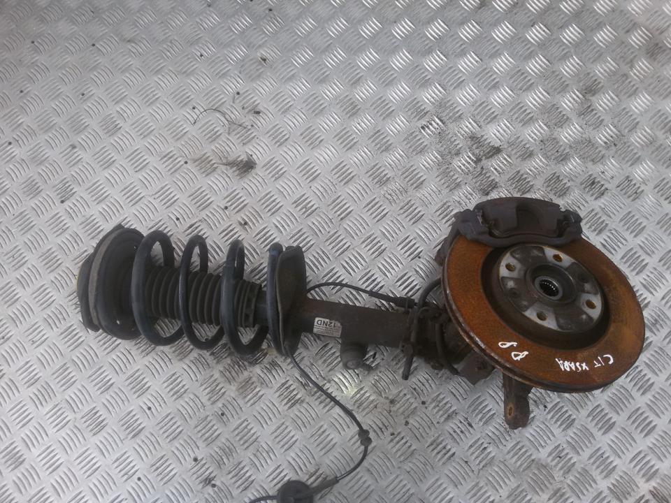 Steering knuckle - front right side NENUSTATYTA  Citroen XSARA PICASSO 2003 1.8