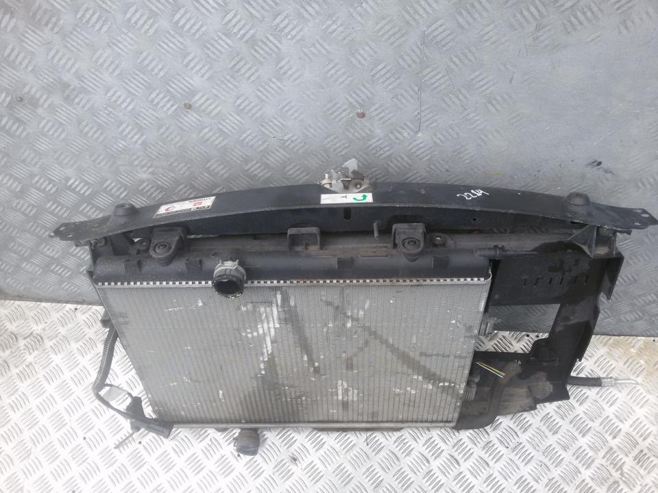 Vandens radiatorius (ausinimo radiatorius) NENUSTATYTA  Citroen XSARA PICASSO 2002 2.0