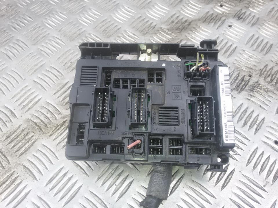 Блок комфорта 965061848000 u118470003 Citroen XSARA PICASSO 2003 1.8