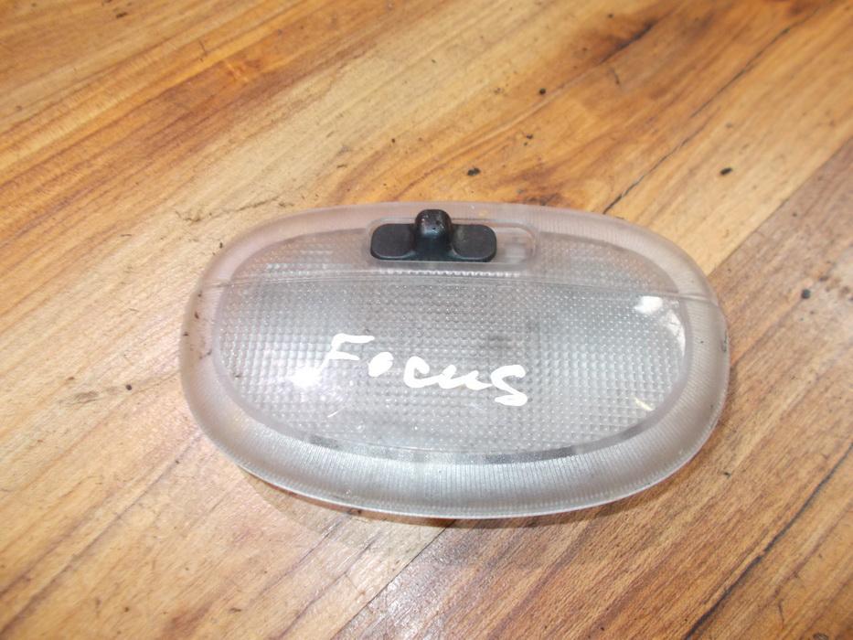 Плафон салонный передний xs4113776ba xs41-13776-ba Ford FOCUS 2006 2.0