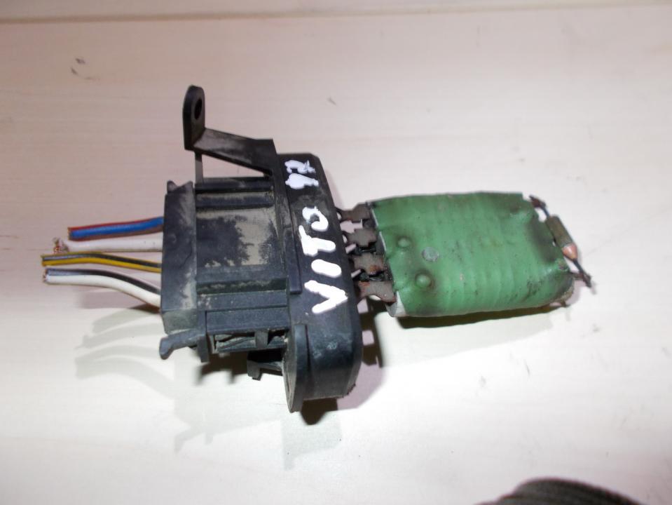 Peciuko reostatas Mercedes-Benz Vito 1998 2.3L 15EUR EIS00059838