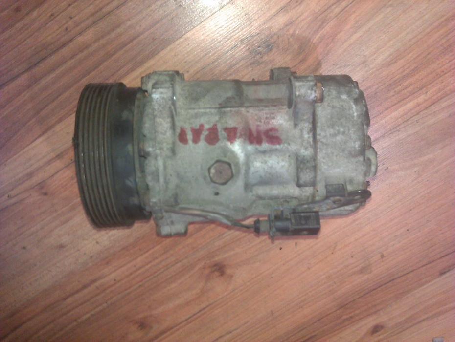Компрессор системы кондиционирования ym2h19d629bb  Volkswagen SHARAN 2003 1.9