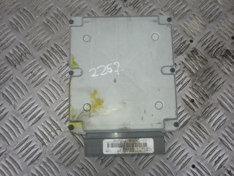 Блок управления двигателем 4s4112a650bb  Ford TRANSIT CONNECT 2005 1.8