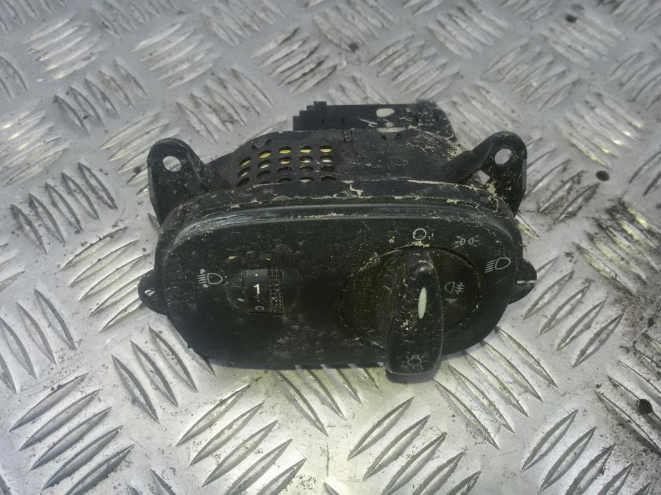 Блок света с птф YC1T13A024DB  Ford TRANSIT CONNECT 2005 1.8