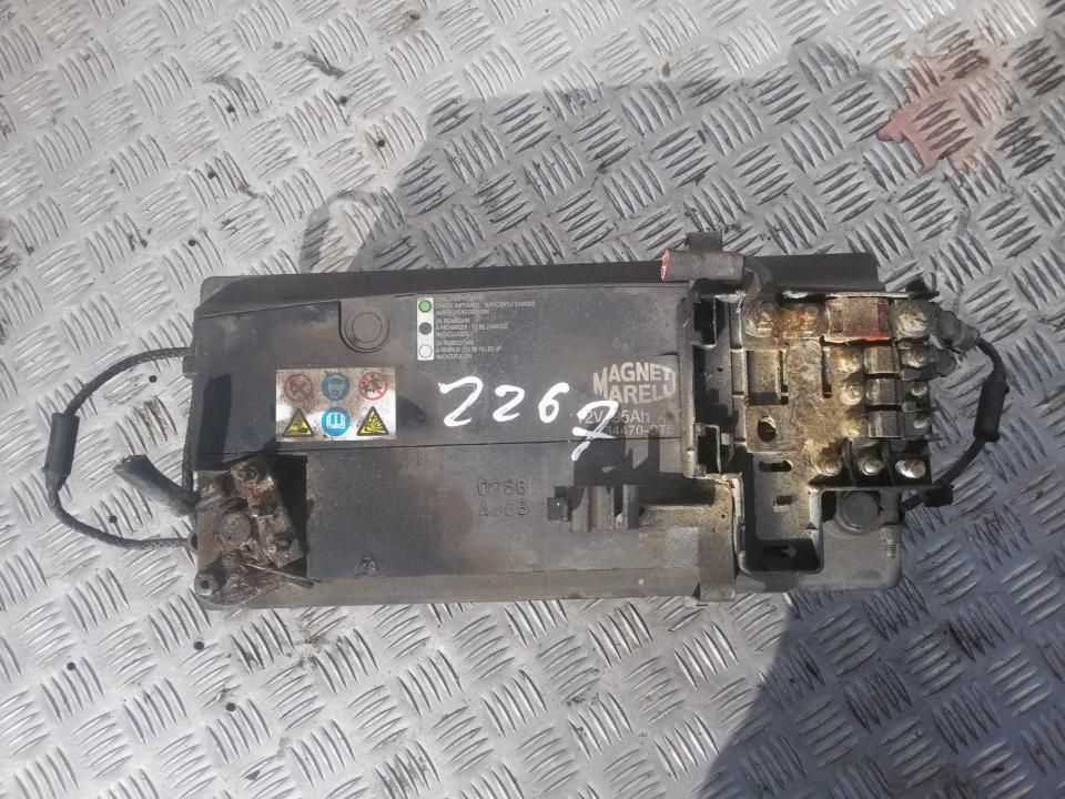 Car battery - Accumulator Citroen Relay 2006    2.2