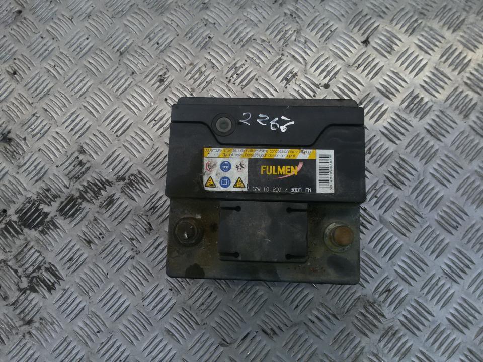 Car battery - Accumulator Toyota Aygo 2008    1.0