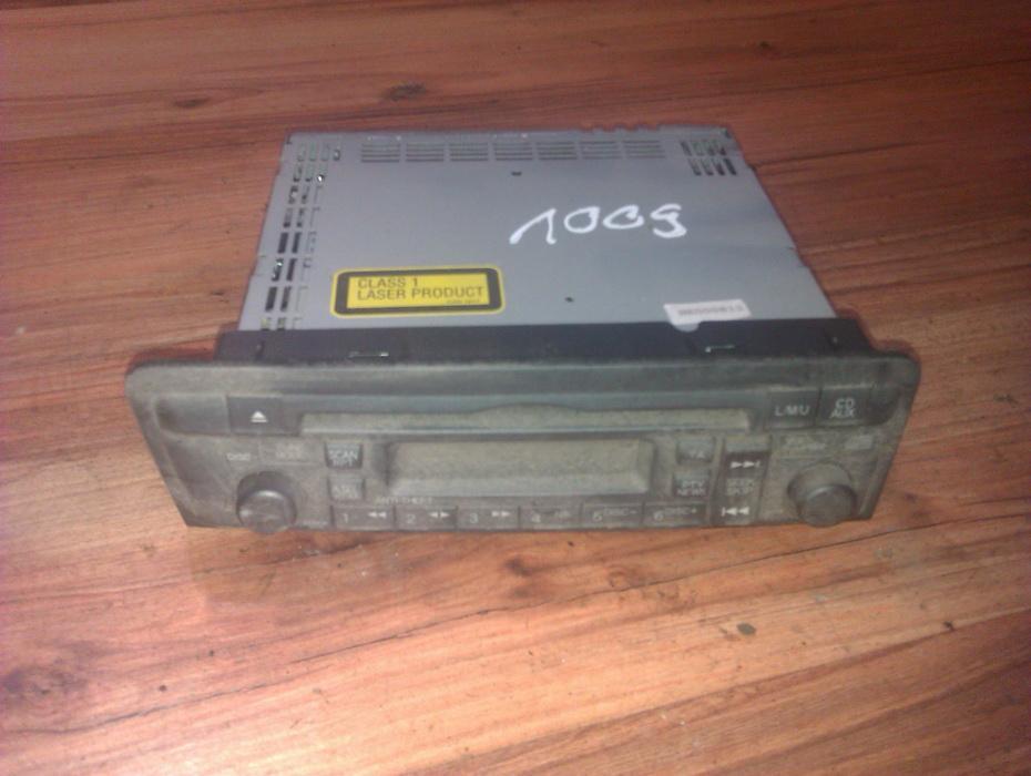 Automagnetola bk000813  Honda CIVIC 1993 1.3