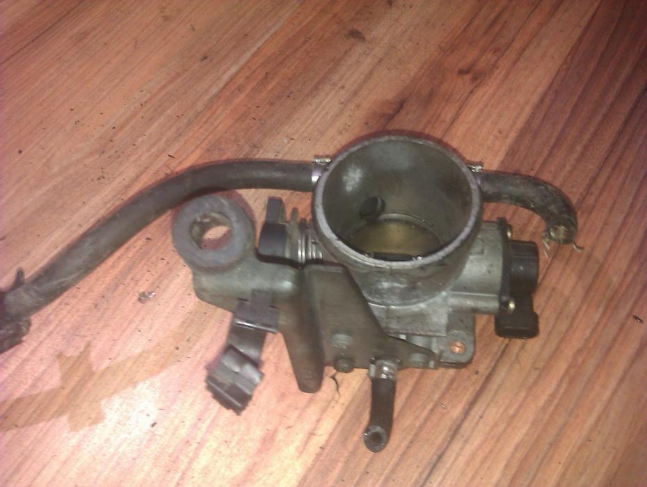 Заслонка дроссельная электрическая 54cfa26  Fiat MAREA 1999 1.9