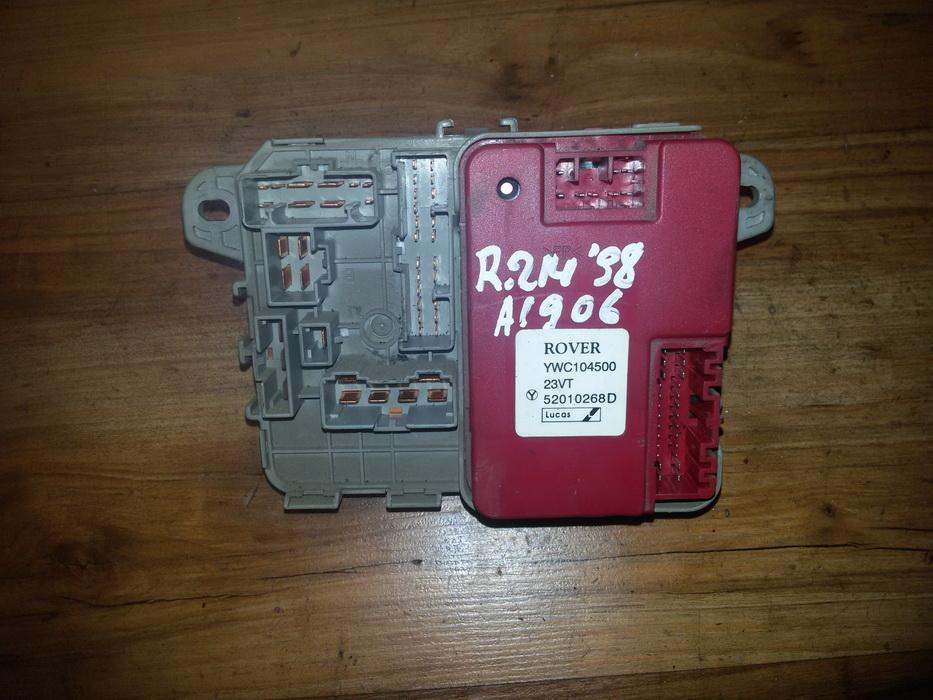 Komforto blokas ywc104500 52010268d Rover 200-SERIES 1998 1.4