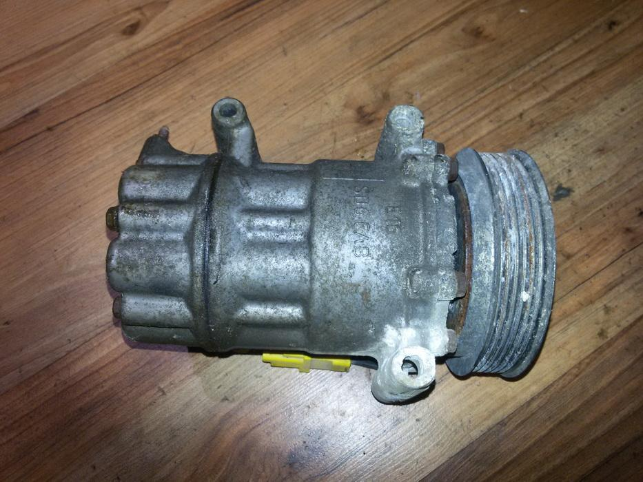 Kondicionieriaus siurblys 9651910980 06215402761 Peugeot 207 2007 1.6