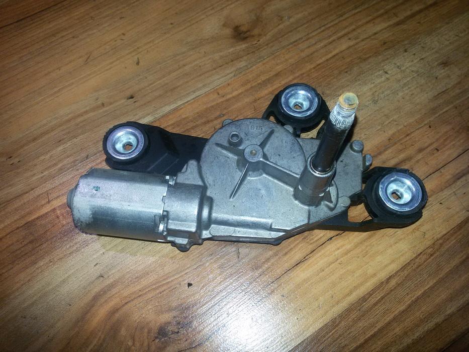 Rear wiper motor (Rear Screen Wiper Engine) 0390201822 3m51-r17k441-ad Ford FOCUS 1999 1.8