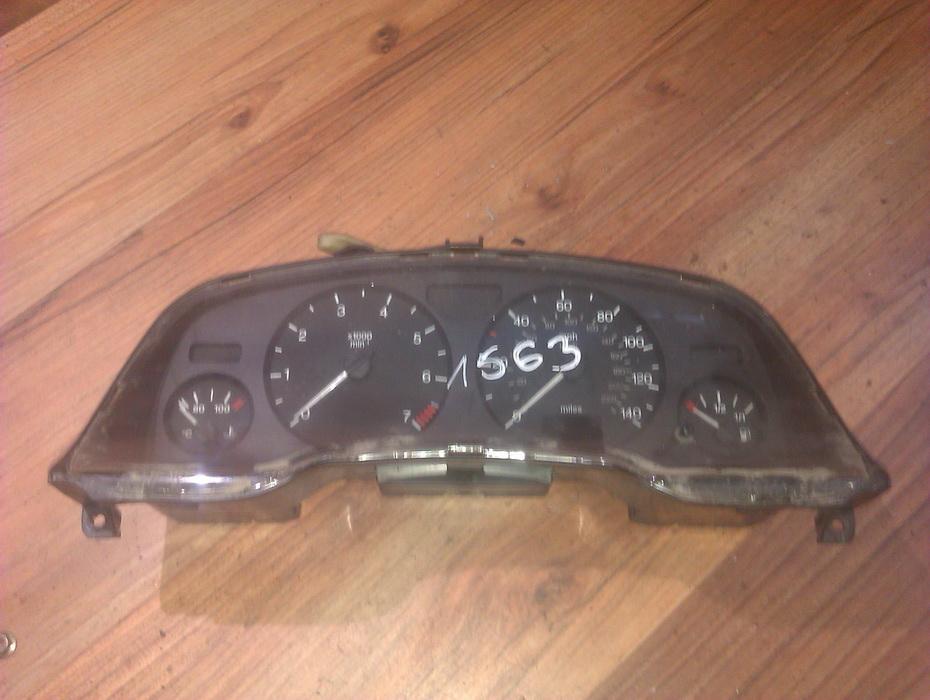 Щиток приборов - Автомобильный спидометр 09228761  Opel ZAFIRA 2002 2.2