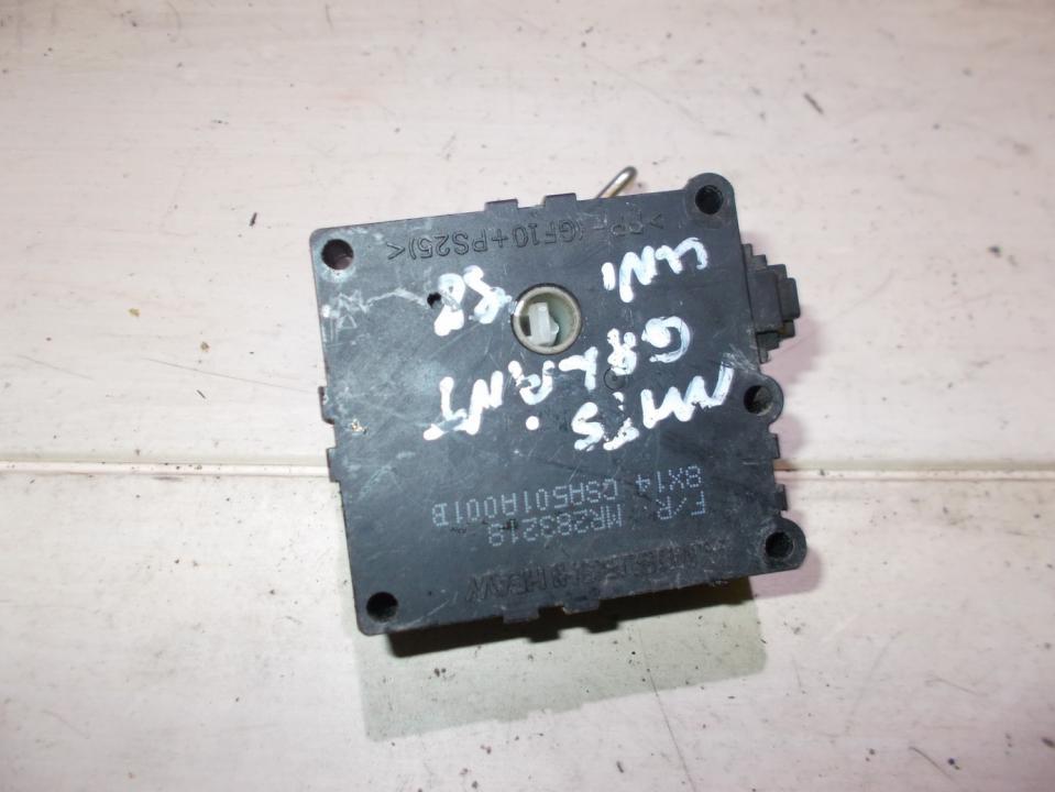 кронштейн моторчика заслонки отопителя mr283218  Mitsubishi GALANT 1999 2.0