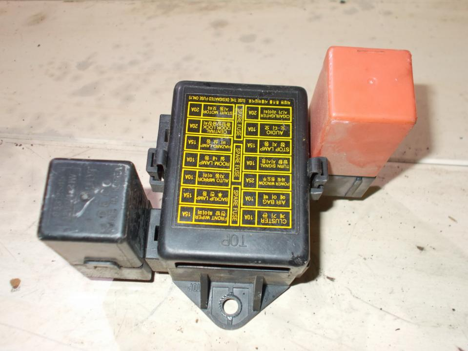 used and working fuse box part filter daewoo used parts shop rh shop euroimpex lt daewoo matiz fuse box daewoo kalos fuse box