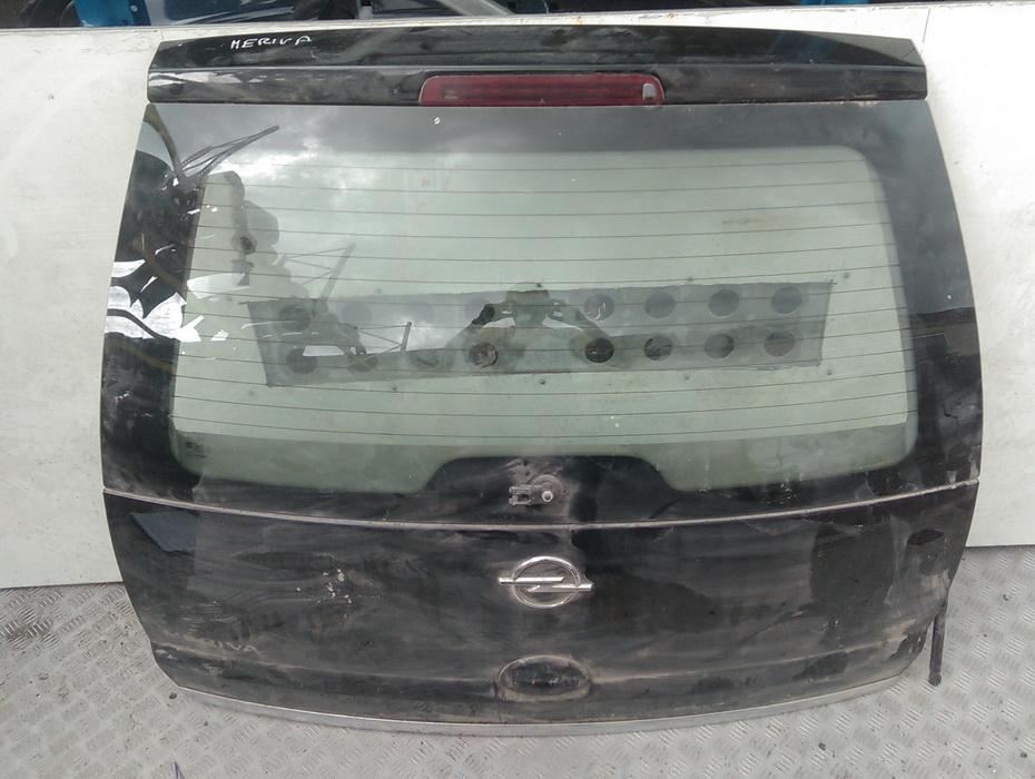 Galinis dangtis G (kapotas) NENUSTATYTA  Opel MERIVA 2005 1.7