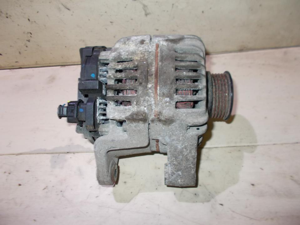 Generatorius 0124325171 13222930zy Opel CORSA 2000 1.0