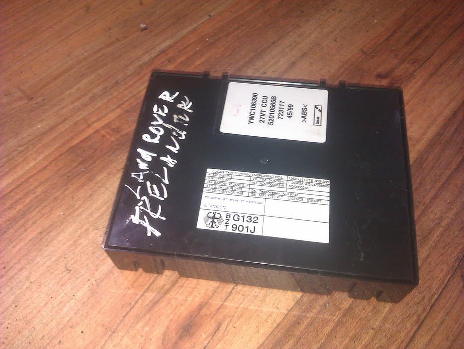 Kiti kompiuteriai 52010565b  Land Rover FREELANDER 1999 2.0