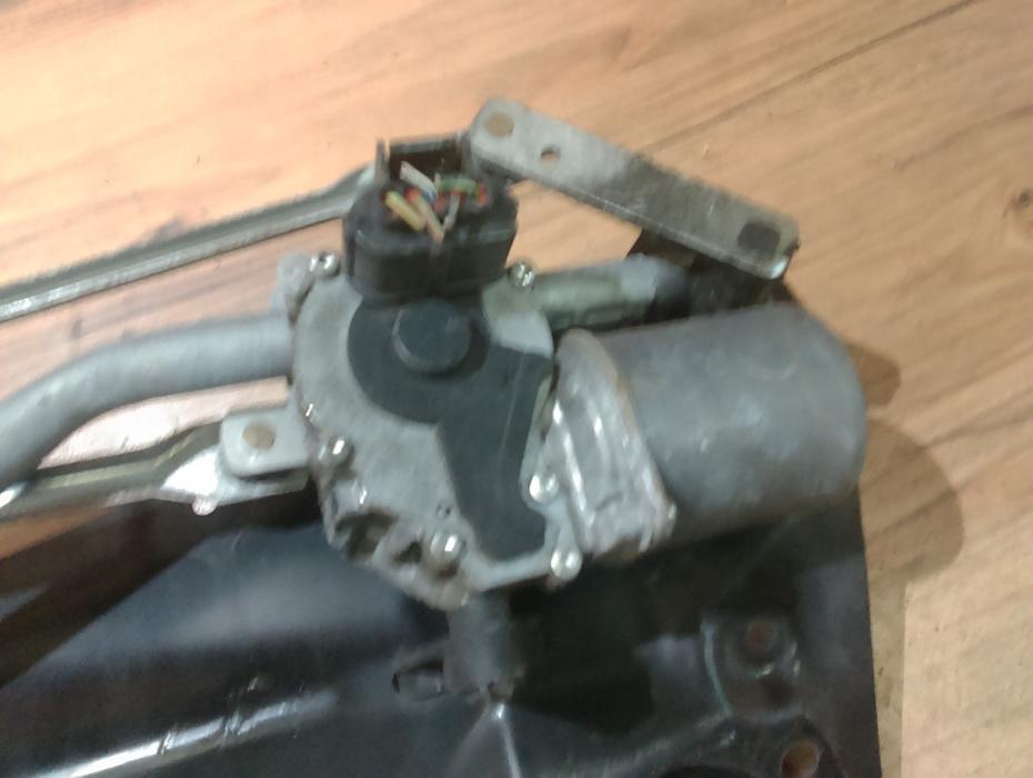 Priekinis langu valytuvu varikliukas NENUSTATYTA  Ford FIESTA 2009 1.3