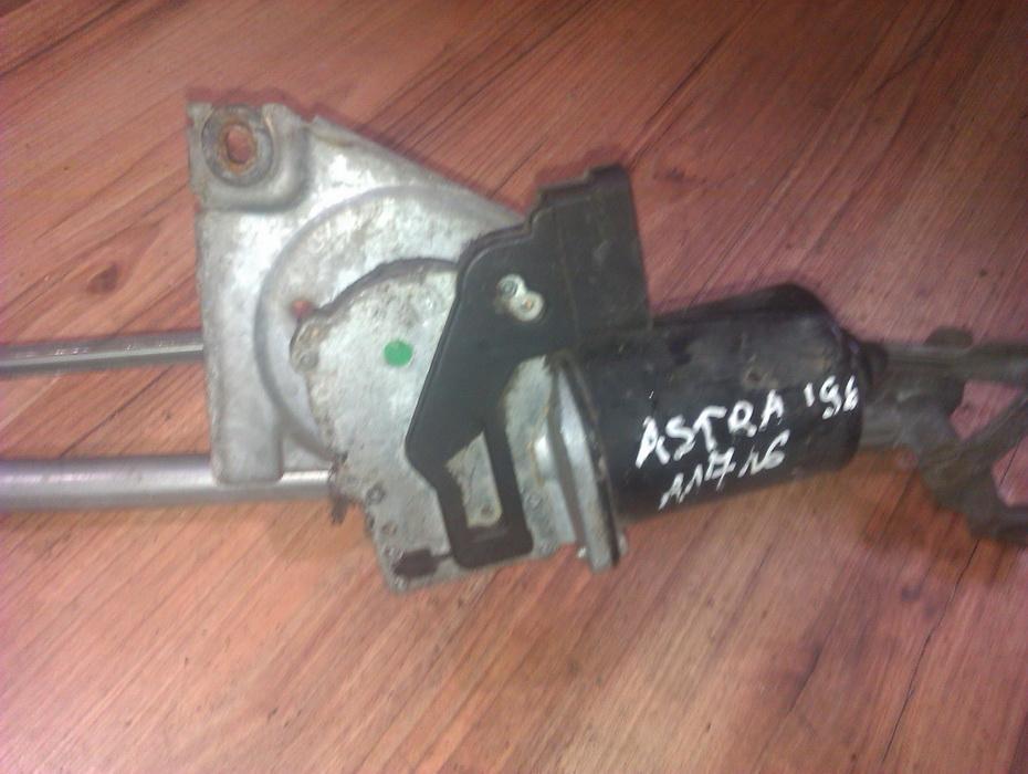 Priekinis langu valytuvu varikliukas 90341903  Opel ASTRA 1999 2.0